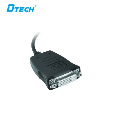 DTECH MINI DISPLAY CONVERTER MINI DISPLAY TO DVI CONVERTER CABLE DT-6403 2 dt_6403_2_copy