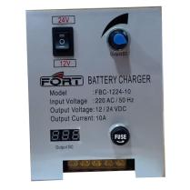 FORT BATTERY CHARGER FBC122410  10 A