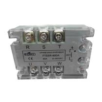 FORT SOLID STATE RELAY DCAC FTSSR1025406080100120DA  3 PHASE  432 VDC  24480VAC  10100A